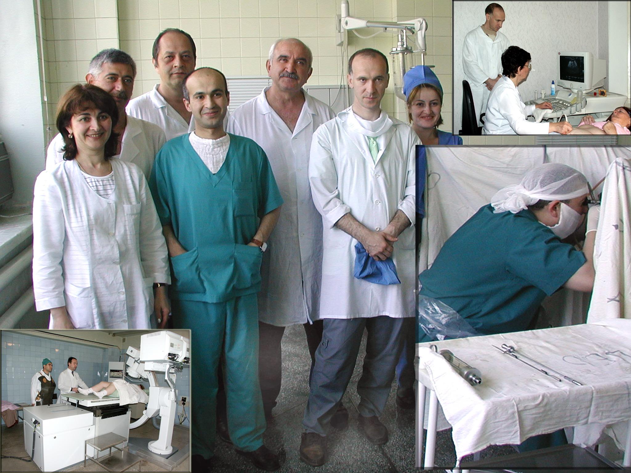 Отделение организации платных услуг – Республиканская клиническая больница МЗ РТ (РКБ РТ)